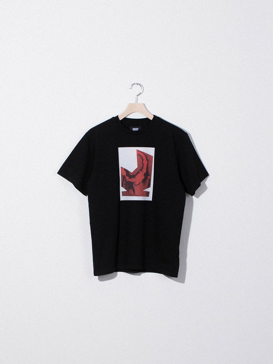 nighthawks dust capsule tam black tshirt
